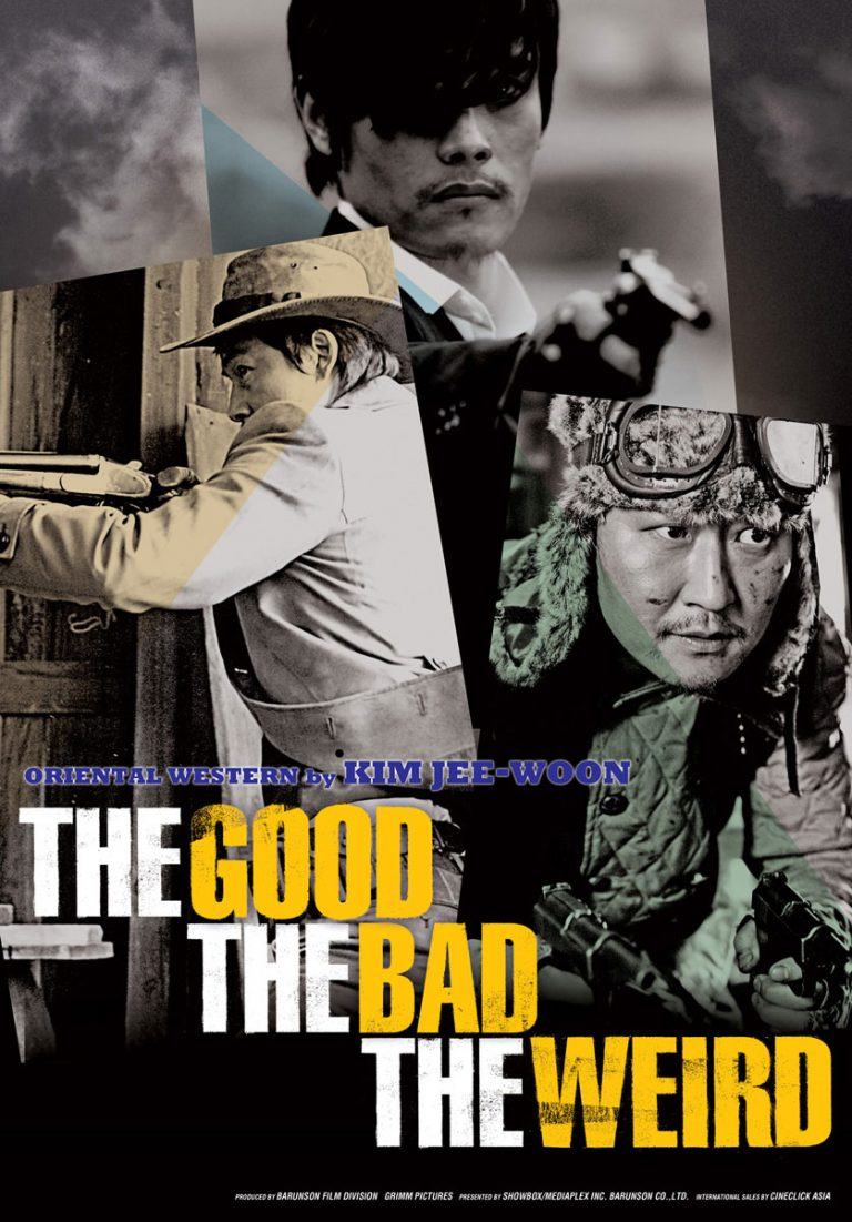 The good the bad the weird film review post image