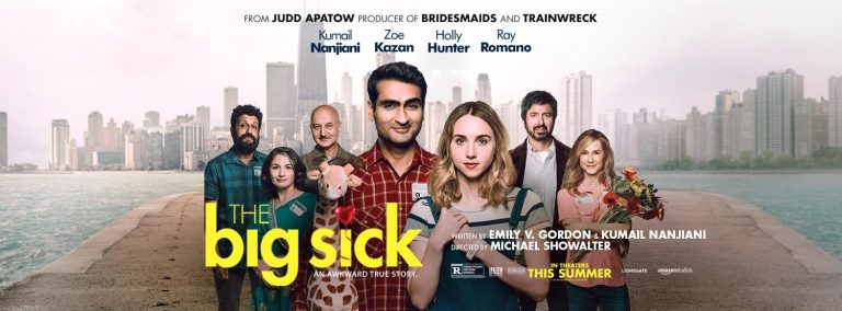 The Big Sick film review post image
