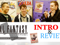 Final Fantasy TCG: Intro & Video Review