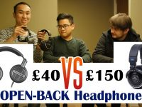 £40 vs £150 Open-back Headphone: VERSUS VIDEO REVIEW!