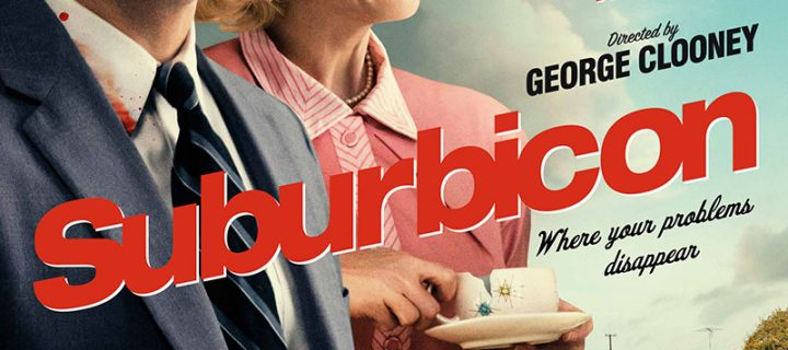 Suburbicon (2017) Mini Film Review