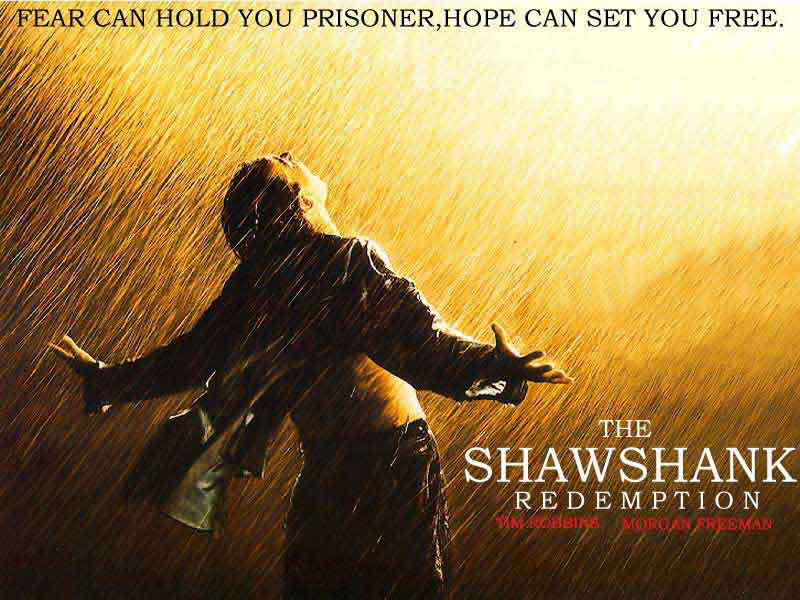 film review of the shawshank redemption Few other modern films capture the power of the human spirit more than the shawshank redemption directed by frank darabont, released originally in 1994, and starring morgan freeman as ellis 'boyd' redding, tim robbins as andy dufresne this film was not originally successful in movie theaters when it was released to the general public.