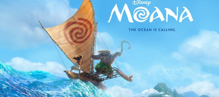 Moana (2016) Mini Film Review