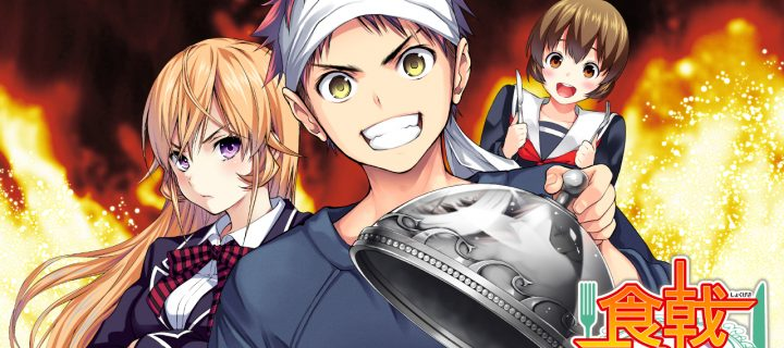 Shokugeki no Soma Season 1 (2015) Anime Review