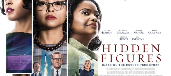 Hidden Figures (2016) Mini Film Review