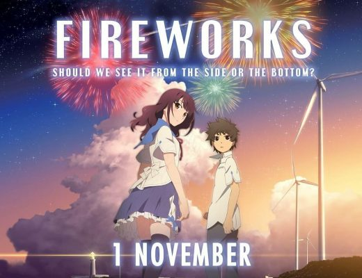Fireworks, Should We See It from the Side or the Bottom? [Uchiage Hanabi, Shita Kara Miru ka? Yoko Kara Miru ka?] (2017) Mini Film Review