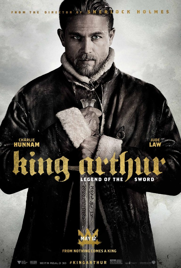 King Arthur Legend of the Sword film review post image