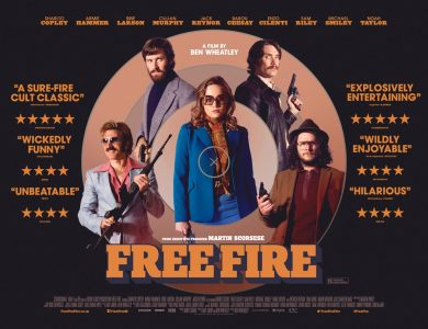 Free Fire (2016) Mini Film Review