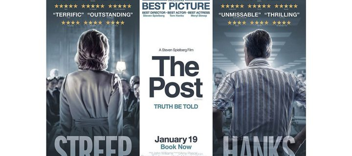The Post (2017) Mini Film Review