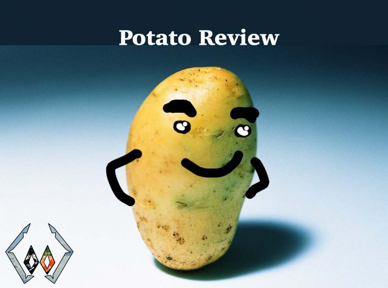 Requested Review Potato post image