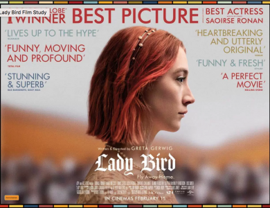 Lady Bird (2017) Mini Film Review