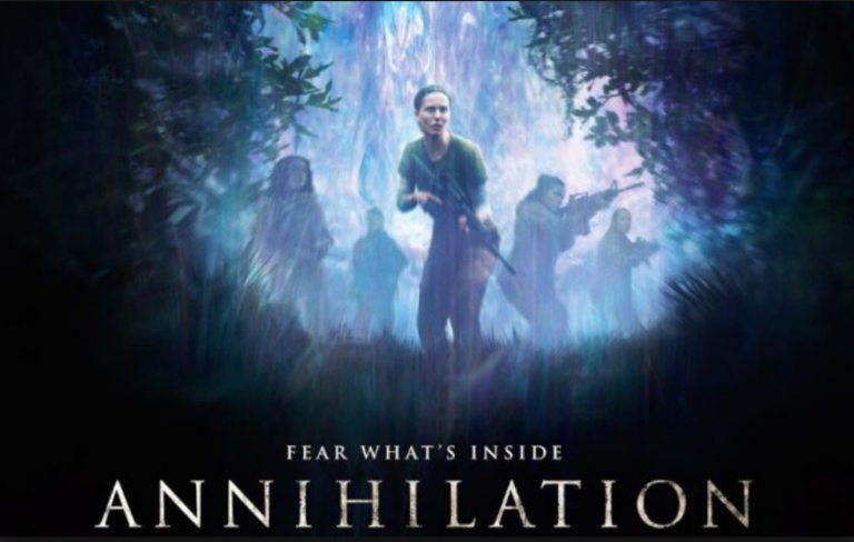 Annihilation film review post image