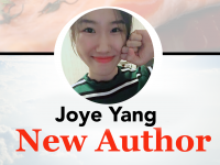 Introducing New Author: Joye Yang – 新电影评论者: 杨悦